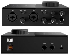 N.I.'s audio interface for $300 or less