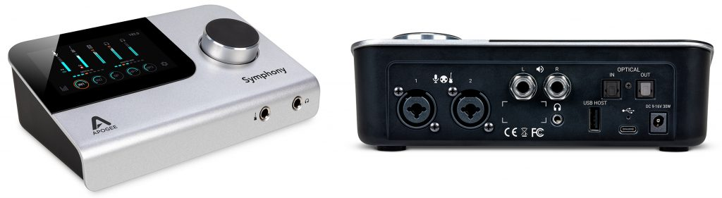 Our review of the new Apogee Symphony Desktop audio interface