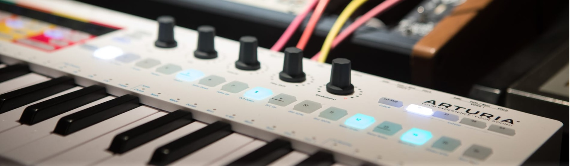 Write-up and review of the Arturia KeyStep Pro MIDI Controller and Sequencer