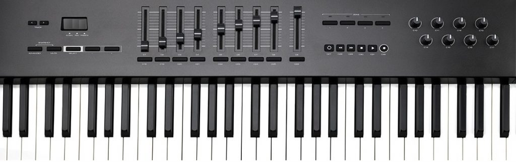 We roundup the best MIDI keyboards with 88 keys
