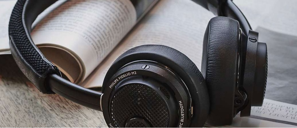We all need to listen to audio somehow with headphones