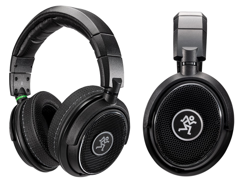 A guided review on the open-back headphones by Mackie, the MC450