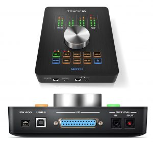 A very nice audio interface for Mac