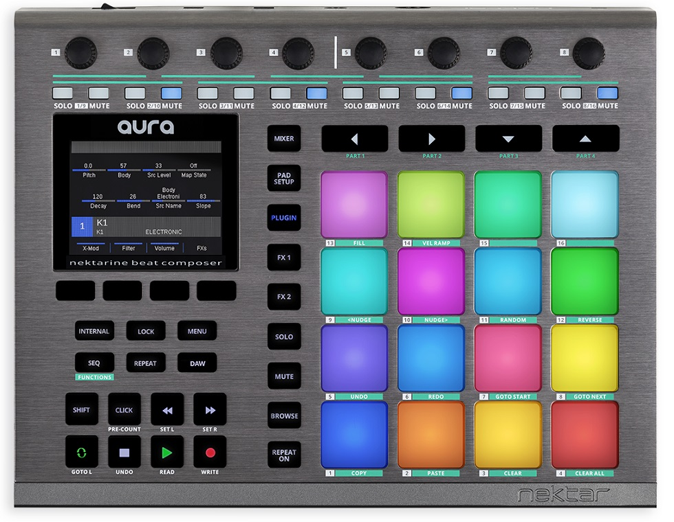 We think it's a great MIDI controller and sequencer