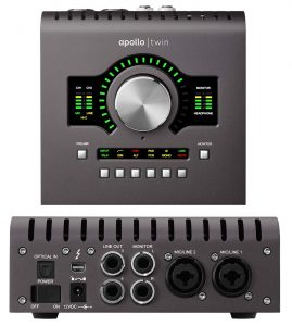 The best audio interface for Mac OS